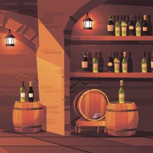 Найбагатша київська колекція вина XVIII ст.